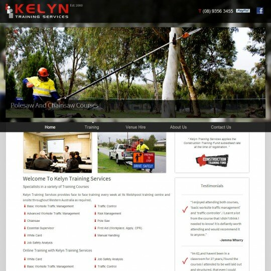 Chainsaw safety training Perth