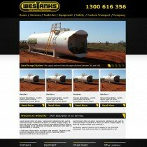 Westanks Australia, Website Perth