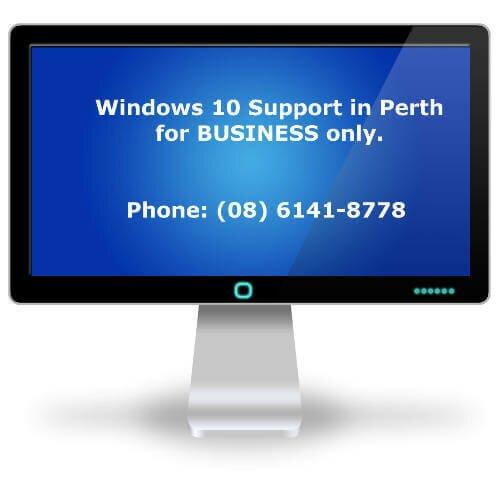 Windows 10 Support Perth